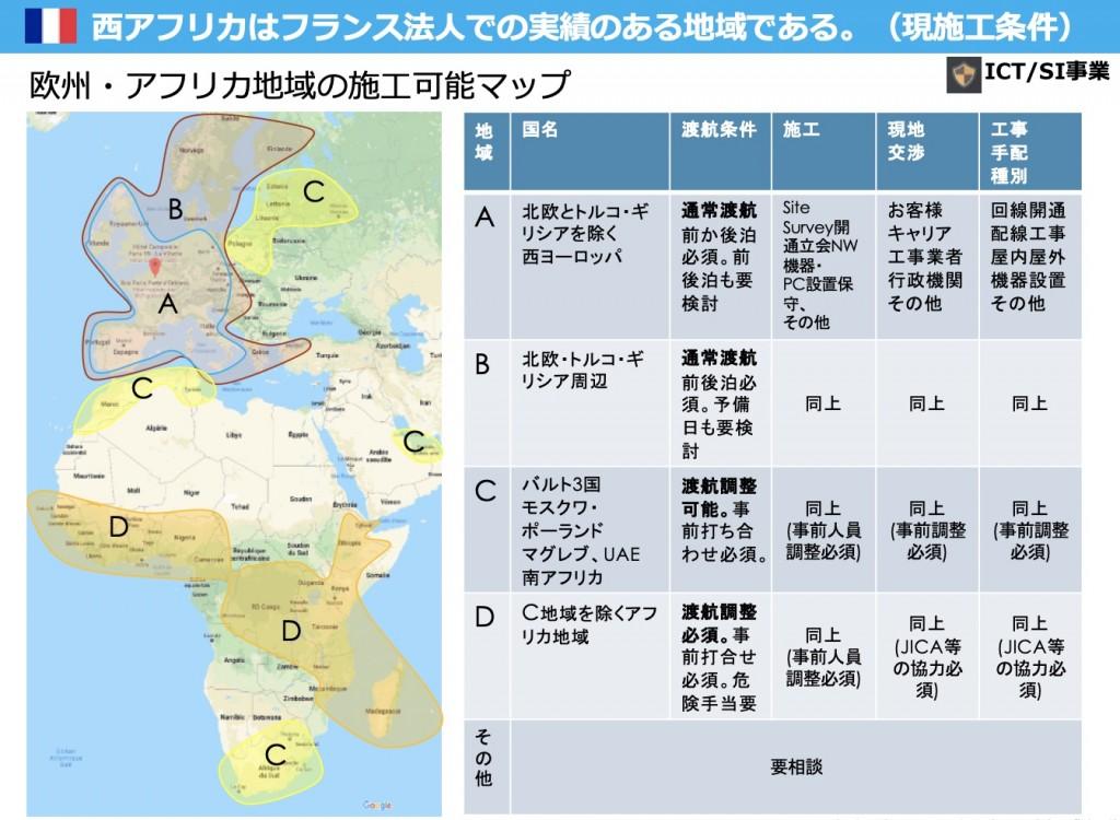 仏語圏アフリカ進出支援 | SUCRECUBE JAPON est arrive !